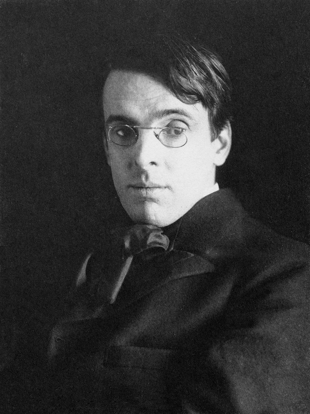 William Butler Yeats image