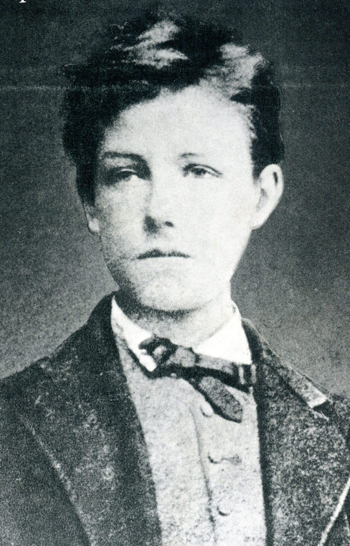 Arthur Rimbaud image