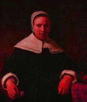 Anne Bradstreet image